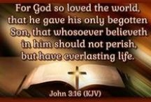 Bible Verses.  <>< / Bible  / by Michelle D. Cravens