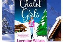 Chalet Girls / Story board for Chalet Girls - a full length novel in the Chalet Girl series. Published by Harper Collins. Publication date 10th February 2017. What happens when life in Verbier suddenly goes off-piste?  Lucy's been bowled over by the sexy extreme skier who's hurtled into her life. But can she accept Seb's commitment to his adrenaline-filled career?  Trusting any man is out of the question after what's happened to Beth. So why is she so drawn to twinkly-eyed Dan when he's leaving at the end of the season?  Sophie's madly in love with her gorgeous fiancé, Luc. Only instead of gleefully planning the winter wedding of her dreams, all she wants is to run and hide…  Three Chalet Girls are about to strap on their skis and find out!
