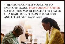 Prayer Tips For God's Women