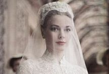 Novias Famosas - Famous and Celebrities Brides / Trajes de novias de las celebrities.