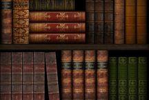 Livres, livres et livres...