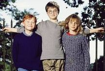 harry potter. / the boy who lived. finished book 7 on 2-17-15. / by Emma S.