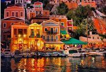 Greek Island - Symi