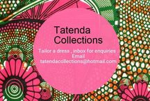 Tatenda Collections / Afro-fusion Modern Fashion