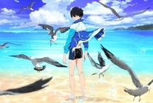 Free! - Iwatobi Swim Club / Art concerning the serie Free! - Iwatobi Swim Club.