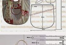 tuto sac / tutoriel sac / by marie payet