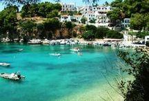 Greek Island Alonissos