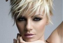 SHORT HAIRSTYLE / Capelli corti