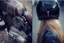 Custom motorbikes