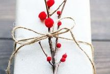 Новогодние подарки / Christmas gift wrap