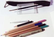 Art Supply Love / I am addicted to awesome art supplies.  Zentangle Material direkt von Zentangle Trainerin (CZT), Zeichenmaterial, mehr auf www.dianars.org, Versand nach D, A, CH und EU