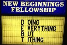 God's Tithing Woman