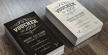 Vouchers / My voucher designs