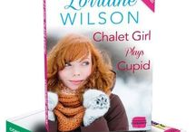 Chalet Girl Plays Cupid / FREE short story giveaway - part of the Chalet Girl Series by Lorraine Wilson