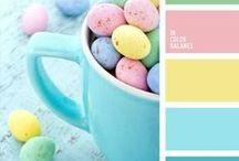 Color Palette / Color Pallets I love. Pantone Trends. Color Trends.