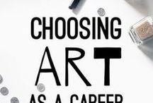 Artist Entrepreneur / artist entrepreneur, how to run a successful art business, art career, freelance artist, art career, business hacks, business strategy for artists