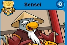 club penguin / by Andrew