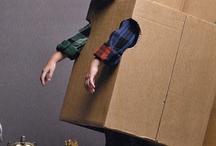 Kids Dollhouse, Boxes etc