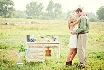 Courtney and Landon Engagement Session / College sweethearts at their finest.