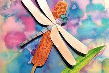 kuvis/perhoset,sudenkorennot ym.