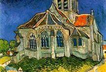 van Gogh, Vincent / by Aliro González