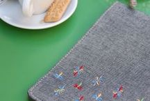 ipad cases / ipad cases are made from natural Greek cotton fabric and have embroideries inspired by Greek traditional costumes.