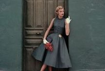 Retro Fashion / Vintage #fashion through the years, both the stunning and the crazy (as well as the crazy-stunning).