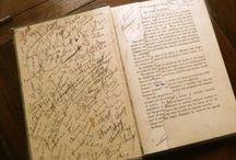 Retro Books & Notes / Vintage #etiquette, entertaining & cook books + vintage thank you notes!