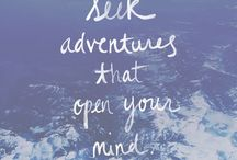 Travel Inspo / Im working hard so I can travel the world, life is way to short to be lived in one spot ✌️