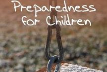Emergency Prep your Kids   Advanced Survivor / Preparing our children for the unexpected.