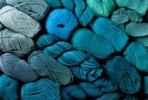 Shades of Blue / Fight the winter blues! We know it's cold but remember blue is beautiful!