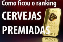 Cervejas Premiadas / Conheça o ranking das cervejas premiadas brasileiras