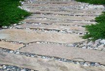 KERT - Utak, lépcsők