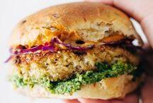 Burgers [Vegan][Veggie] / Hamburgueres Veganos/Vegetarianos