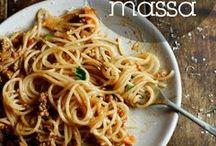 Italian Recipes [Vegan][Veggie] / Receitas Veganas/Vegetarianas de Macarrão, pizzas, lasanhas, massas no geral