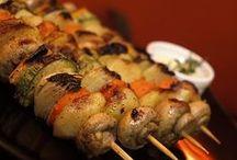 Barbecue [Vegan][Veggie] / Churrasco Vegano/Vegetariano