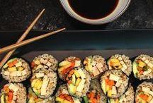 Japanese/Chinese [Vegan][Veggie] / Comida Japonesa, Chinesa e Oriental Vegana/Vegetariana