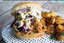 Sandwiches [Vegan][Veggie] / Sanduíches Veganos/Vegetarianos