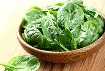 Spinach Recipes [Vegan][Veggie] / Receitas Veganas/Vegetarianas com Espinafre