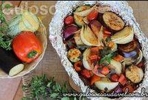Vegetables & Leaves / Legumes e Folhas