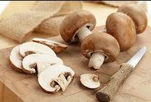 Mushroom Recipes [Vegan][Veggie] / Receitas Veganas/Vegetarianas com Cogumelo