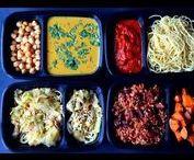 Meal Plan / Organização de Marmita para a Semana