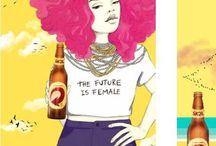 Cerveja e Mulher