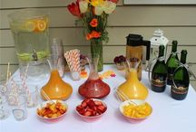 Food & drinks / Delicious party ideas
