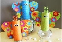 Kids Crafts / by Cornel Slabber