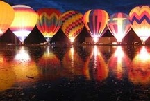 Hot Air Balloons / by LaJuana Beers