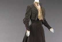 1006 -1700-1800s Clothing & Accessories / by Patty Hensley
