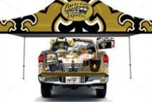 Saints Collection / Saints fans, get geared up with New Orleans Saints tailgate, game and party gear!