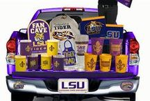 LSU Collection / LSU fans, get geared up with a wide assortment of LSU Tigers themed items!