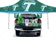 Tulane Collection / Products that are perfect for Tulane fans, students, and alumni! Great for tailgating, parties, gifts, or to keep at the house!